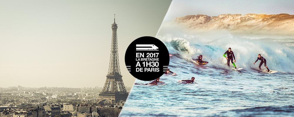 Bye bye Paris. Bonjour la Province !
