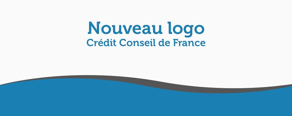 Changement de logo pour Crédit Conseil de France