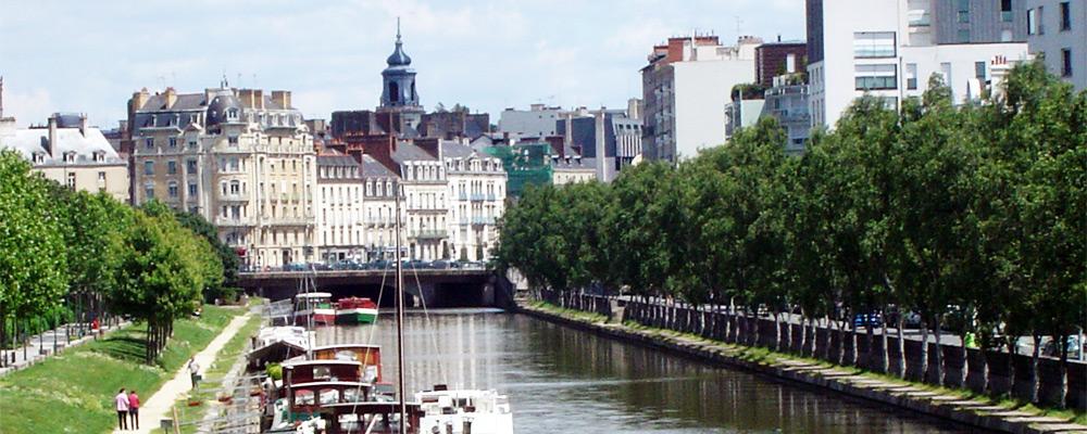 Rennes une ville en pleine transformation