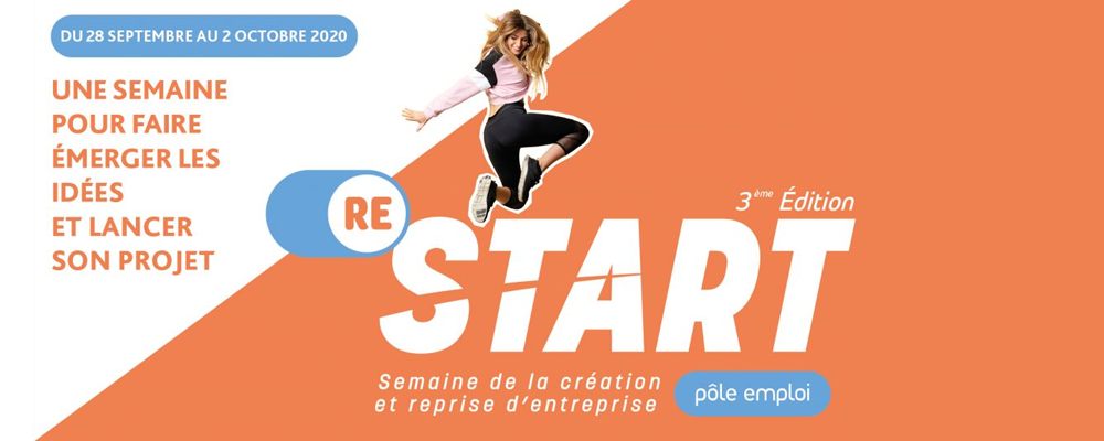 Participation à la semaine REStart avec Reconversion en Franchise