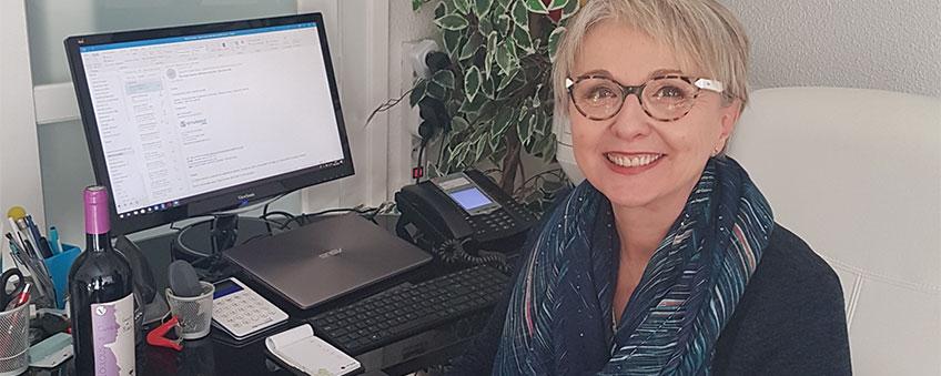 Interview de Sylviane Lenfle : franchisée Crédit Conseil de France à Narbonne